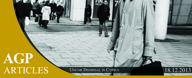 Unfair Dismissal in Cyprus