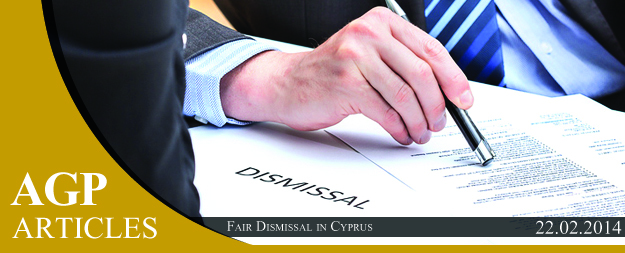 Fair Dismissal in Cyprus