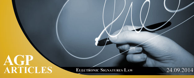 Electronic Signatures Law