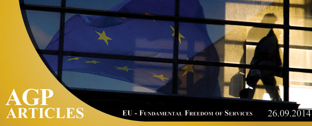 EU | Fundamental Freedom of Services