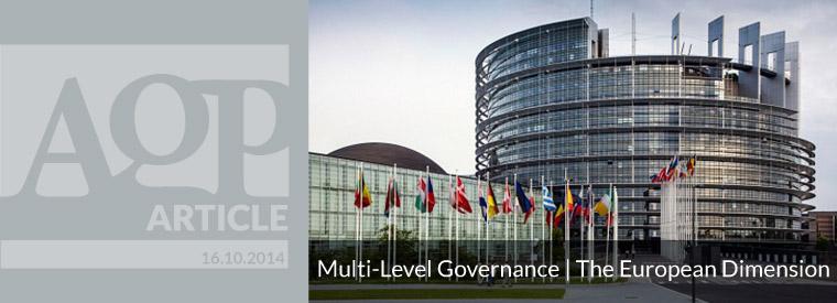 Multi-Level Governance | The European Dimension
