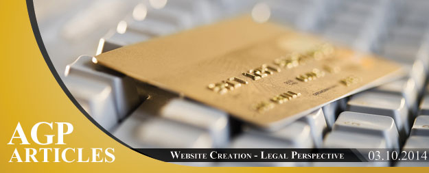 Website Creation – Legal Perspective