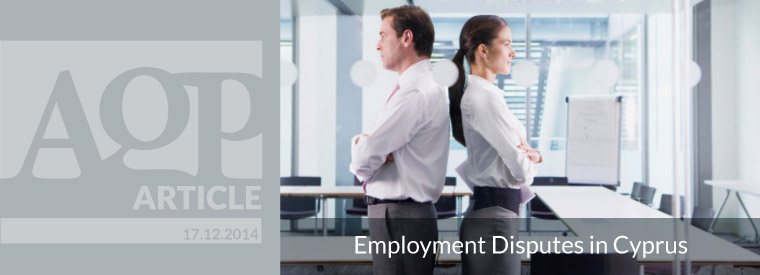Employment Disputes in Cyprus