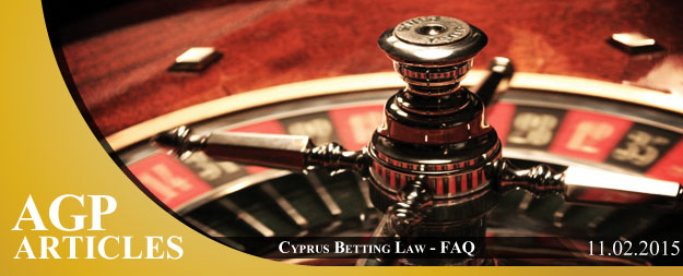Cyprus Betting Law | FAQ