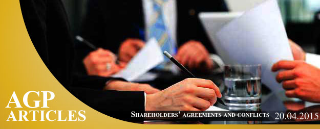Shareholders' Agreements and Disputes in Cyprus