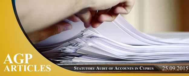 Statutory Audit of Accounts in Cyprus