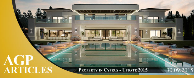 Property in Cyprus – Update 2015 (Part I)
