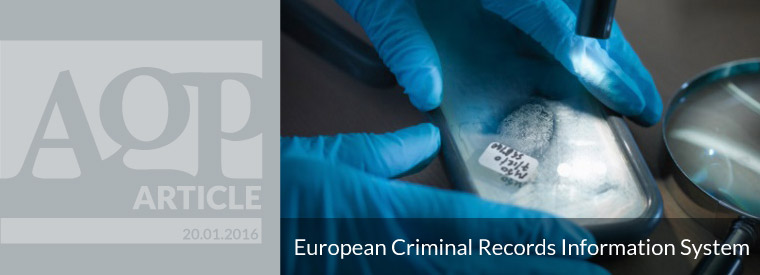 European Criminal Records Information System (ECRIS)