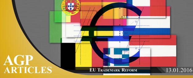 EU Trademark Reforms | Nine (9) key changes