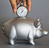 What is the interest rate for late payments in Cyprus for 2016 (first semester)?