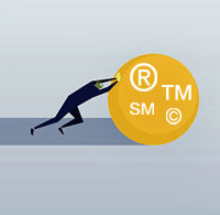 Trademark Symbols (®, TM and SM)