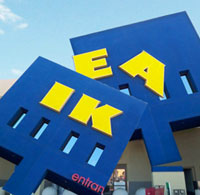 Why has IKEA lost its trademark in Indonesia?