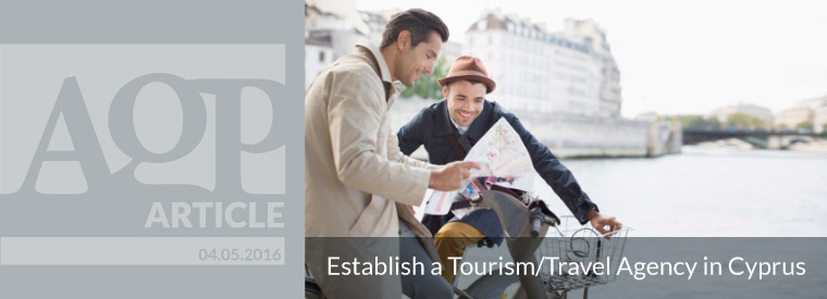 Establish a Tourism/Travel Agency in Cyprus