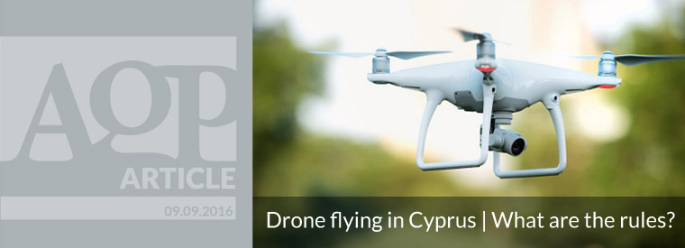 Drone flying in Cyprus | What are the rules?