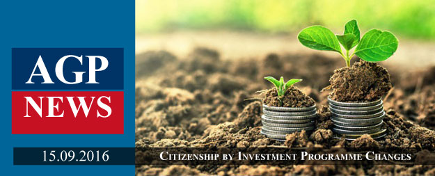 Cyprus Citizenship by Investment | Changes