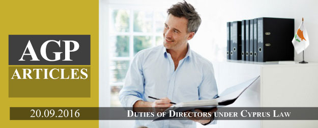 Duties of Directors under Cyprus Law
