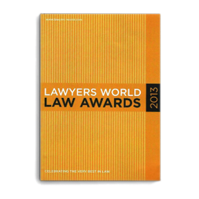 LAWYERS WORLD 2013