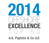 Offshore Excellence Awards 2014