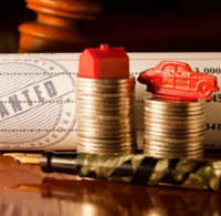 What is the statutory portion of an inheritance?