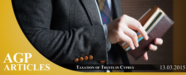 Taxation of Cyprus International Trusts | Update 02/2018