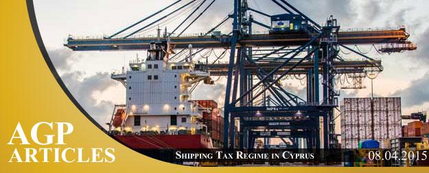 Cyprus Tonnage Tax Scheme