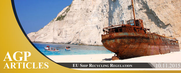 EU Ship Recycling Regulation