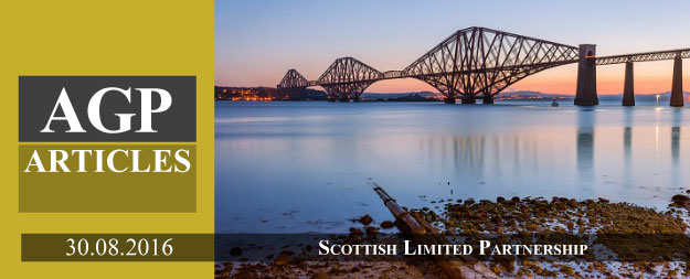 Scottish Limited Partnership | Fact Sheet