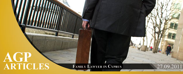 Family Lawyer in Cyprus
