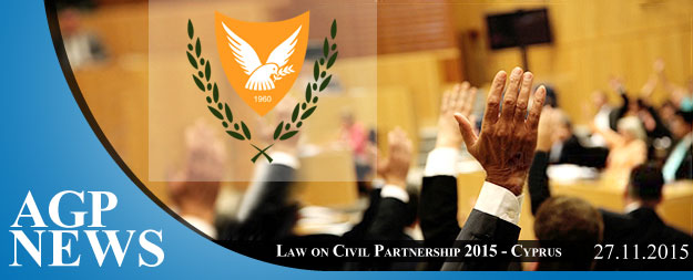 Civil Partnership Law (2015) | Cyprus