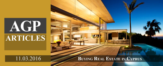 Buying Real Estate Property in Cyprus