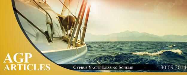 Cyprus Yacht Leasing Scheme