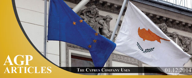 The Cyprus Company Uses
