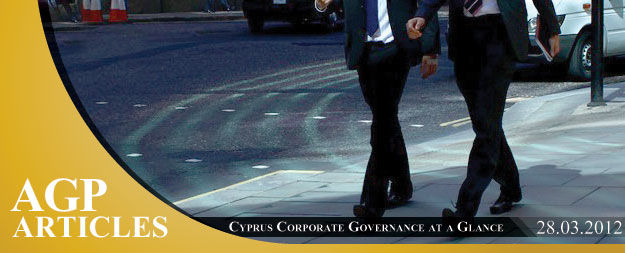 Cyprus Corporate Governance at a Glance