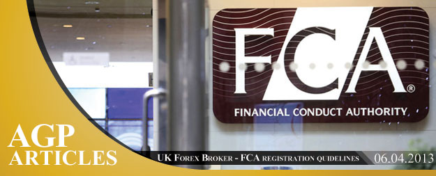 UK Forex Broker (Straight Through Processing) – FCA registration guidelines