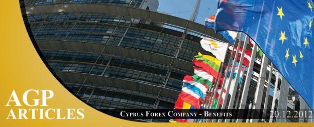 Cyprus Forex Company – Benefits