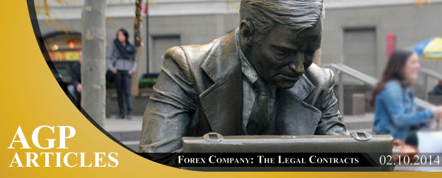 Forex Company | The Legal Contracts