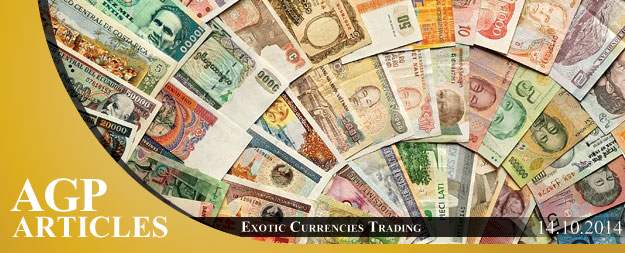 Exotic Currencies Trading