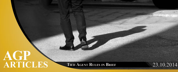 Tied Agent Rules in brief – CySEC