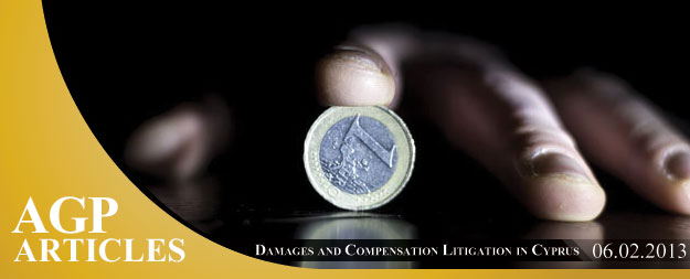 Damages and Compensation litigation in Cyprus