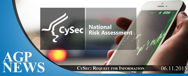 CySEC's urgent request for electronic submission of information