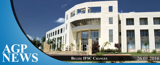 Belize IFSC | Changes to the fees and capital requirements