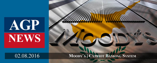 Moody`s positive outlook for the Cypriot banking system