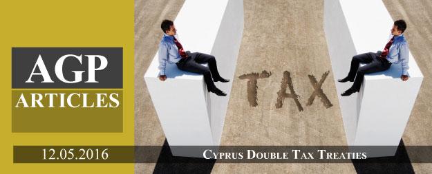 Cyprus Double Tax Treaties (updated list)
