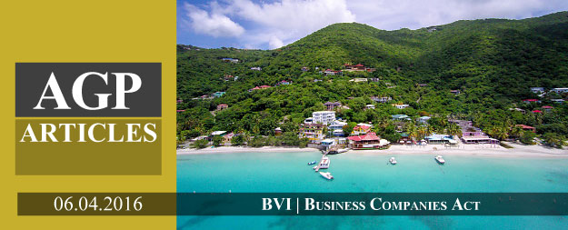 BVI Business Companies (Amendment) Act 2015 | Key Changes | Update