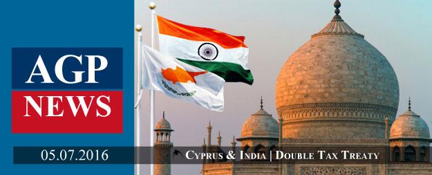Double Tax Treaty between Cyprus & India