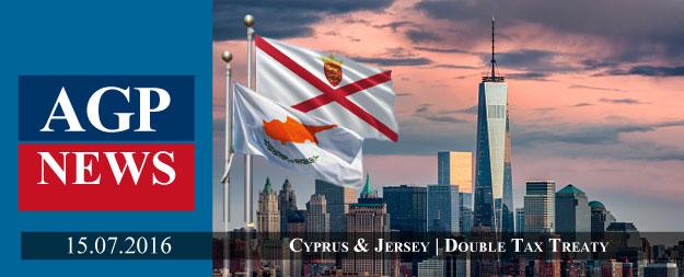 Cyprus & Jersey | Double Tax Treaty