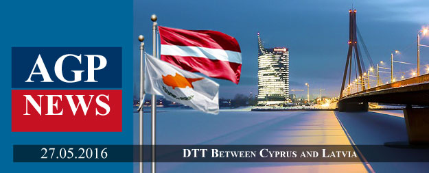 New Double Tax Treaty between Cyprus and Latvia