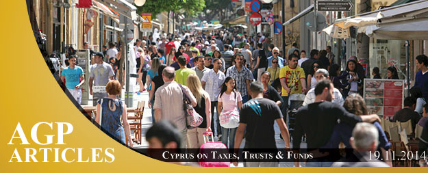Cyprus on Taxes, Trusts & Funds – 2014 Update