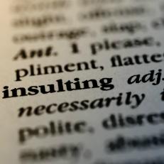 Диффамация, клевета, злословие