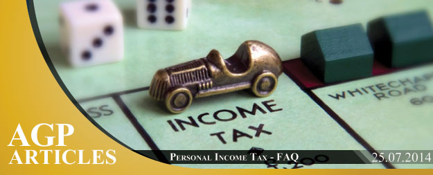 Personal Income Tax in Cyprus – Frequently Asked Questions